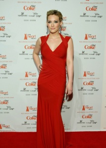 hilary-duff-red-dress