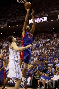 Hedo Turkoglu Rasheed Wallace